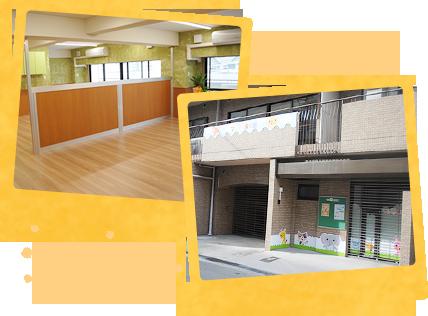 天王寺区で新設のマム保育園1
